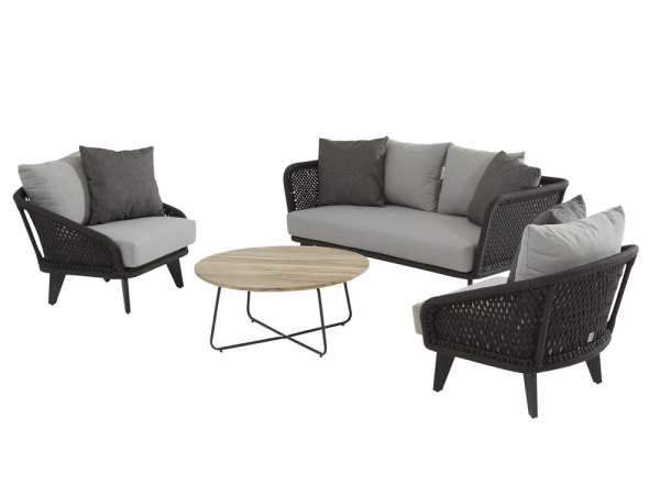 4seasons Belize Garten Lounge 4 Tlg Mit Beistelltisch Axel Online