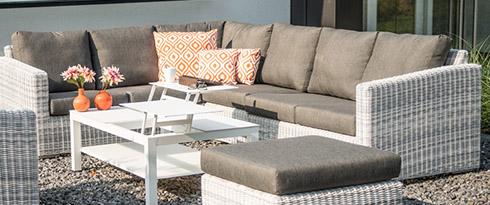 Lounge Sets aus Kunststoff