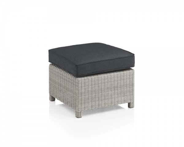 kettler palma modular hocker white wash. Black Bedroom Furniture Sets. Home Design Ideas