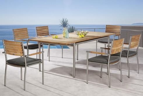 Gartenmöbel Edelstahl Online Kaufen Stühle Tische Sets