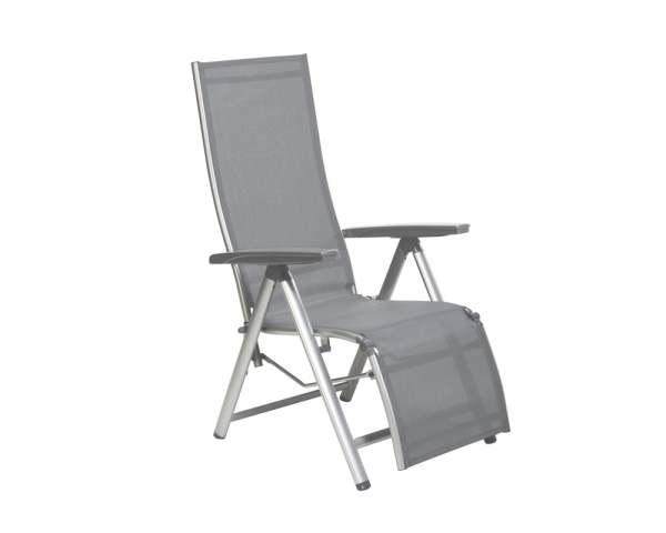 Kettler Cirrus Relaxsessel Aluminium