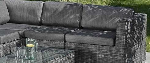 Lounge Sets in Grau