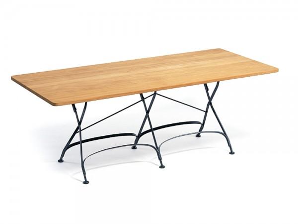 Weishäupl Classic Gartentisch 200 x 90 cm