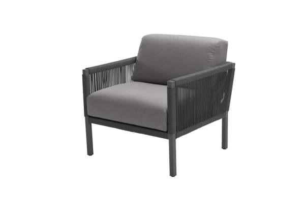 Solpuri Club Lounge Sessel inkl. Polster