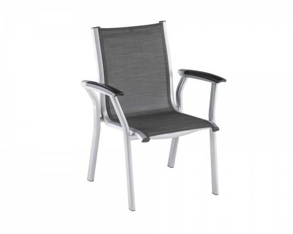 Kettler Avalon Dining-Sessel Aluminium