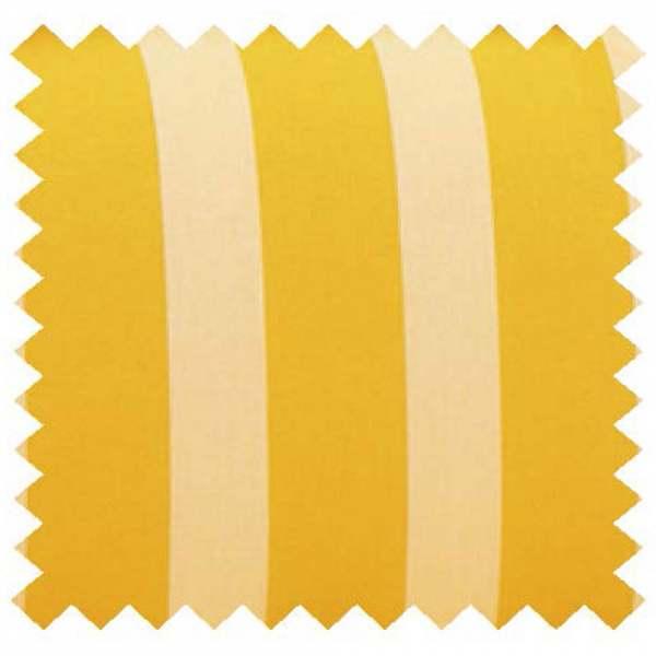 Kettler Solid Polsterauflage Dessin 586 Streifen Gelb