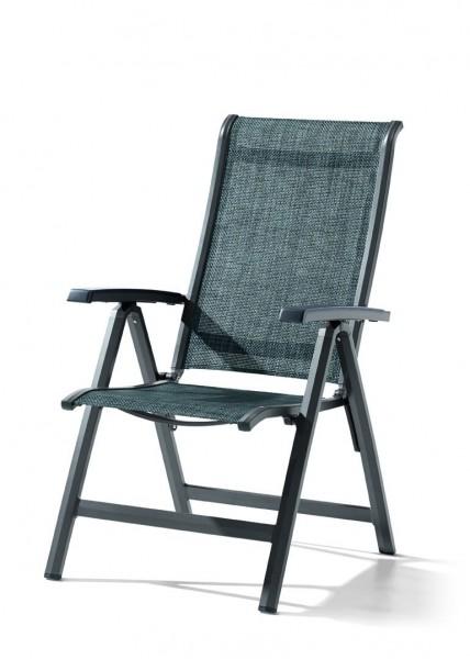 Sieger Calvi Klappsessel Aluminium/Textilene