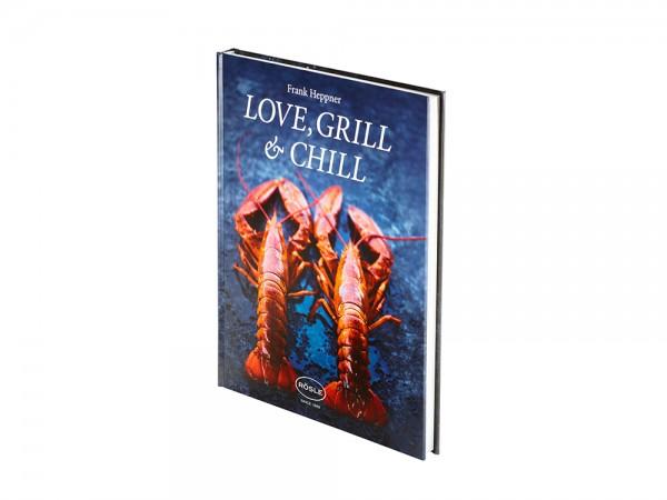 Rösle Grillbuch Love, Grill & Chill