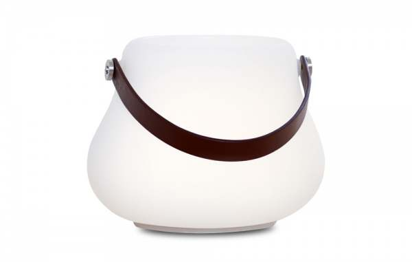 Nordic d'LUXX Flowerpot Licht/Lautsprecher M