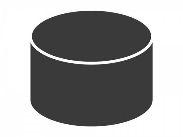 Cane-Line Schutzhülle für runde Tische Ø 190 cm, Höhe 100 cm
