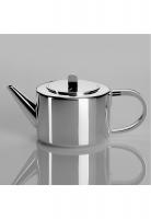 Robbe & Berking Teekanne groß Alta 90 hartglanz-versilbert