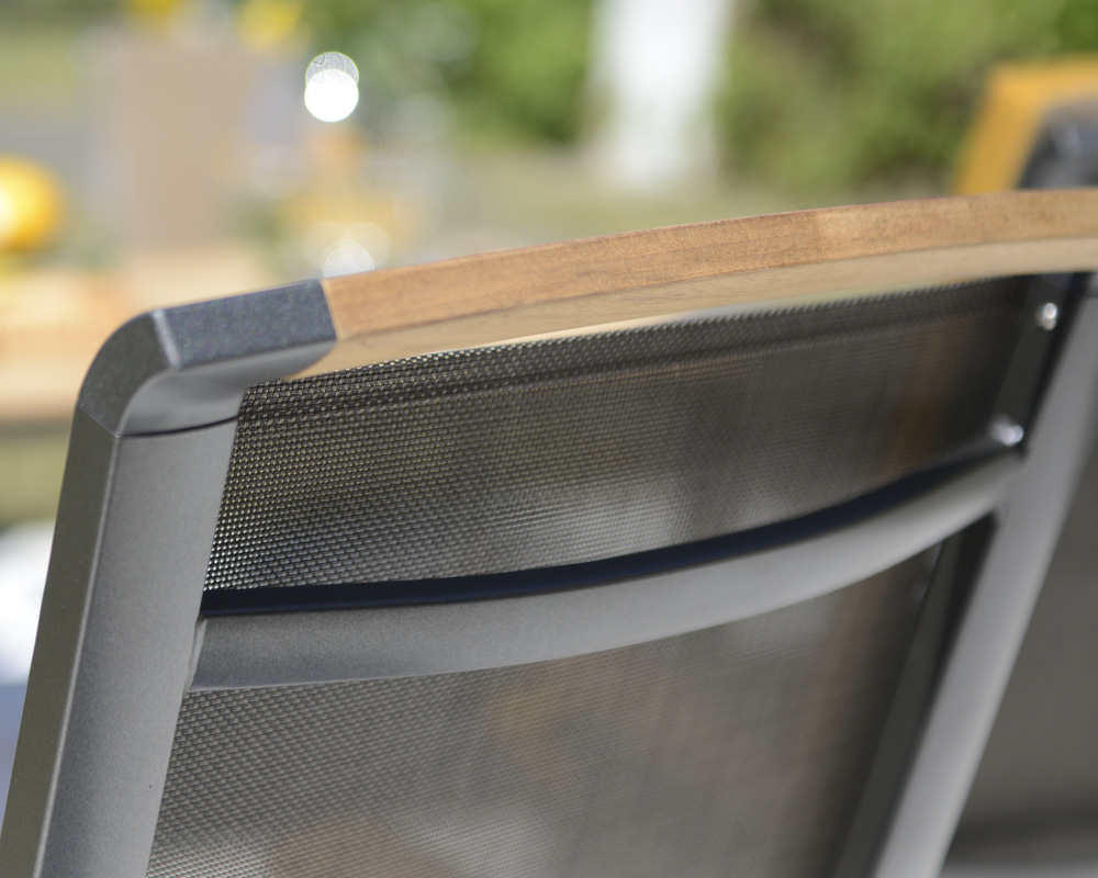 kettler memphis multipositionssessel aluminium anthrazit. Black Bedroom Furniture Sets. Home Design Ideas