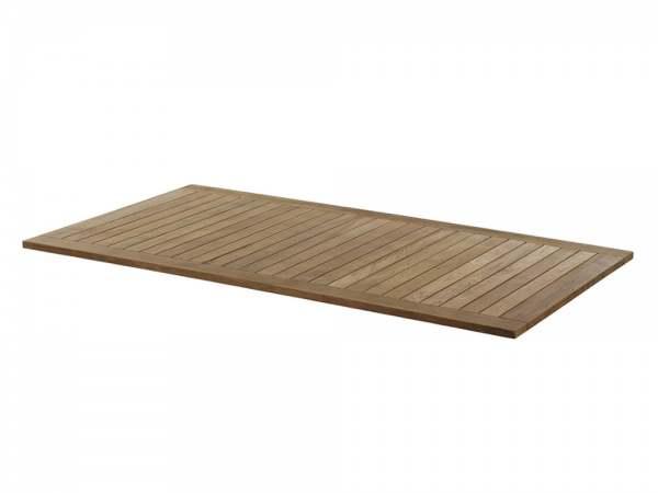 Diamond Garden Monza Tischplatte Teak 160x90 Cm Online Kaufen Beckhuis