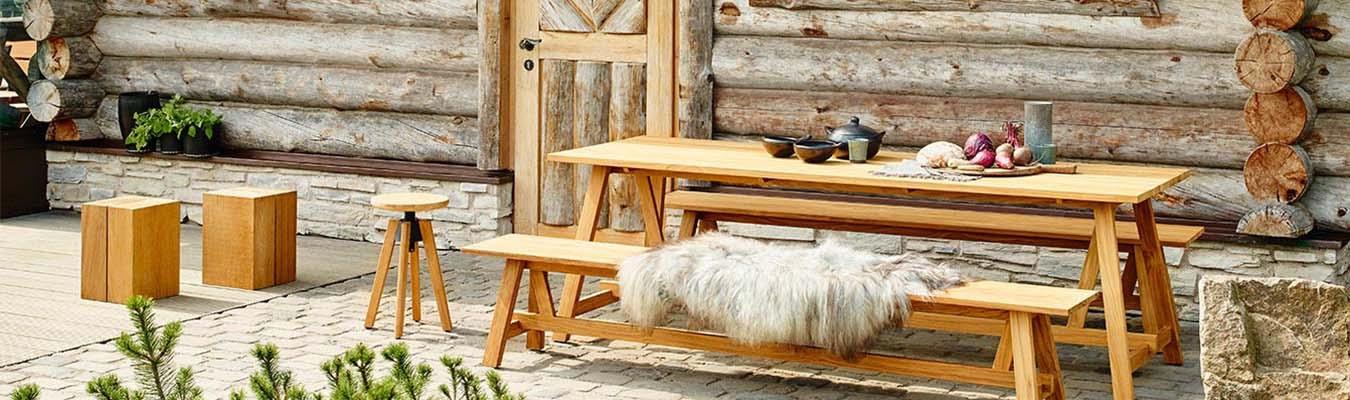 Gartenmoebel-Holz