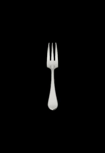 Robbe & Berking Kuchengabel Martele 925 Sterling-Silber