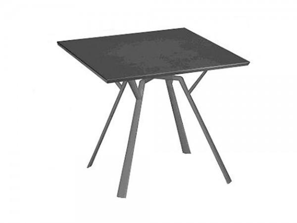 Fast Radice Quadra Tisch 90x90 cm