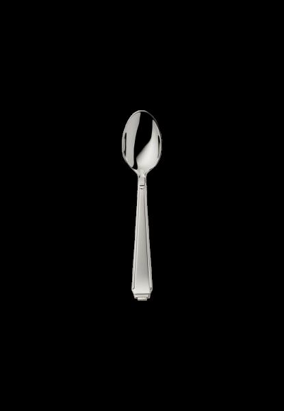 Robbe & Berking Kaffeelöffel Art Deco 925 Sterling-Silber