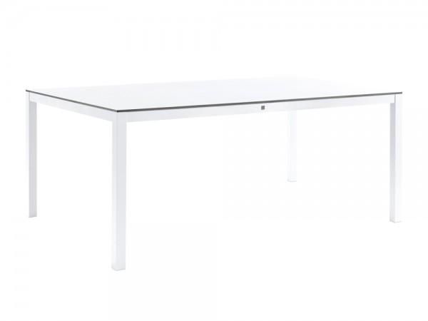 Sifas Kwadra Dining-Tisch 240x100 cm inkl. Keramikplatte