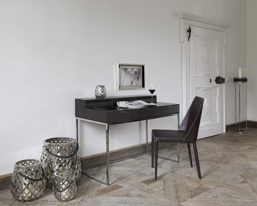 fink neil sekret r mit aufsatz eiche espresso online kaufen beckhuis. Black Bedroom Furniture Sets. Home Design Ideas