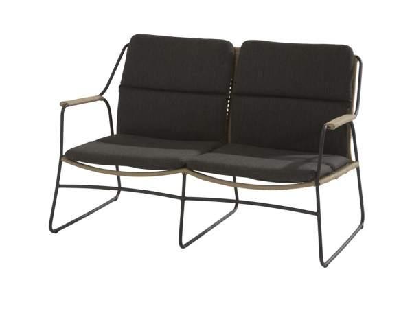 4Seasons Scandic Living Bench 2-Sitzer inkl. Kissen