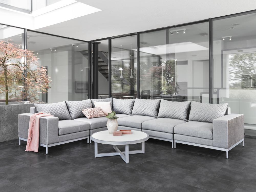 kettler ego modular mittelteil aluminium sunbrella online. Black Bedroom Furniture Sets. Home Design Ideas