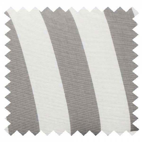 Kettler Solid Polsterauflage Dessin 744 Streifen Grau