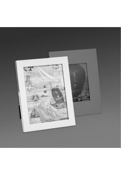 Robbe & Berking Bilderrahmen schlicht 13x18cm 925 Sterling-Silber