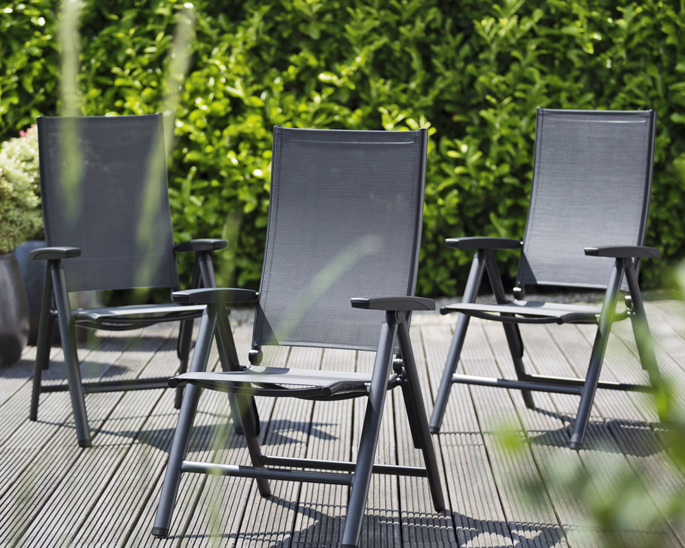 kettler cirrus multipositionssessel aluminium g nstig. Black Bedroom Furniture Sets. Home Design Ideas