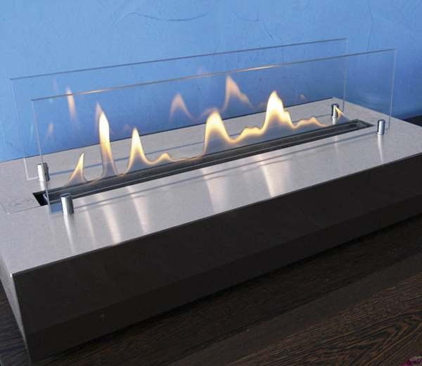 Spartherm Ebios-Fire Bioethanolkamin Architecture SL