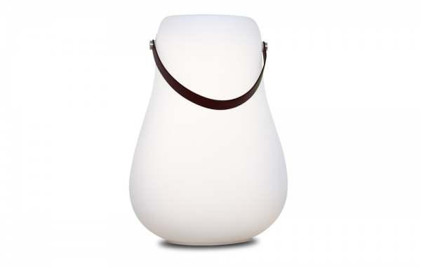 Nordic d'LUXX Flowerpot Licht/Lautsprecher XL