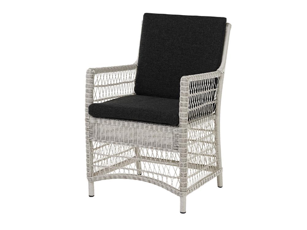diamond garden preston sessel geflecht inkl kissen. Black Bedroom Furniture Sets. Home Design Ideas