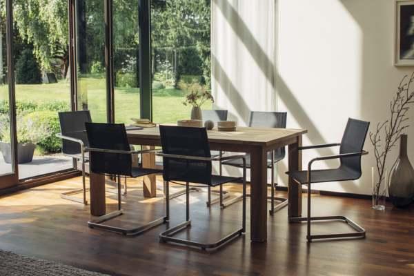 kettler feel gartenm bel set 7 tlg mit tisch 180x95 cm. Black Bedroom Furniture Sets. Home Design Ideas