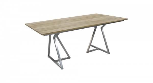 Zebra Triangel Tisch
