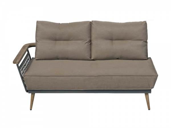 Zebra Flix Lounge 2-Sitzer inkl. Sitz- und Rückenkissen