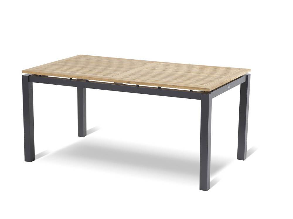 hartman sonata tisch teak 160x90 cm online kaufen beckhuis. Black Bedroom Furniture Sets. Home Design Ideas