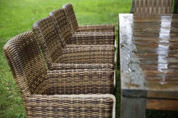Diamond Garden Chateau Tisch Recycled Teak
