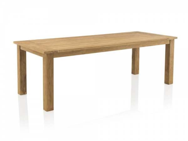 kettler recycled teak tisch 180x95 cm online kaufen beckhuis. Black Bedroom Furniture Sets. Home Design Ideas