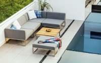 Diamond Garden ST. Tropez Loungeset 6tlg. inkl. Loungetisch