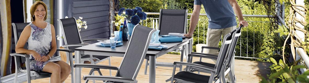 Die Vorteile von Gartenmöbeln aus Aluminium