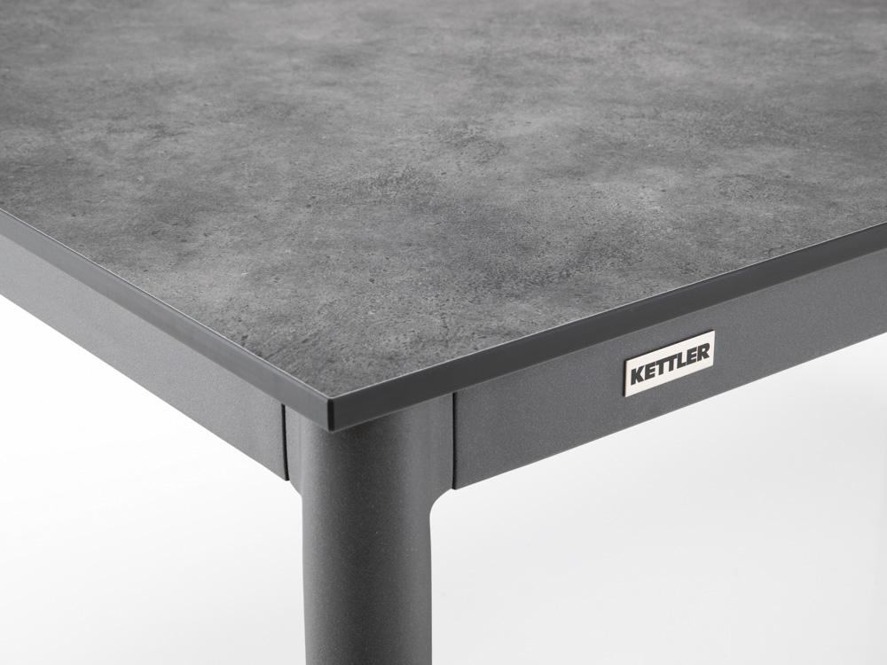 kettler wire tischgestell aluminium 95 cm online kaufen. Black Bedroom Furniture Sets. Home Design Ideas