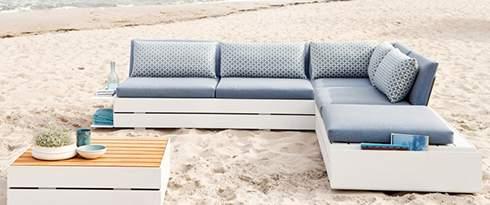 Loungemöbel Exklusiv Stilvoll Für Garten Und Terrasse Beckhuis
