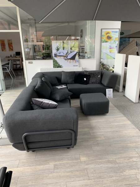 Outdoorlabel Loungeset Collection RI Aluminium/Sunbrella