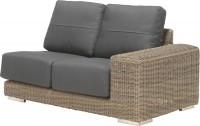 4Seasons Kingston modular 2 Sitzer Arml. links inkl. 4 Kissen