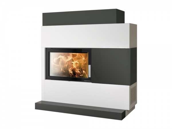 haas sohn kaminbausatz adonis ii online kaufen beckhuis. Black Bedroom Furniture Sets. Home Design Ideas