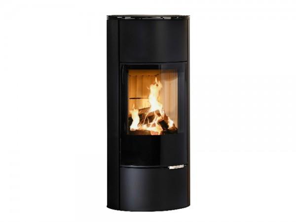 spartherm kaminofen senso m h2o stahl nero stahl nero. Black Bedroom Furniture Sets. Home Design Ideas