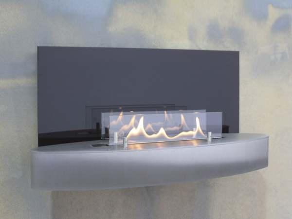 Spartherm Ebios-Fire Bioethanolkamin Elipse Wall Mini