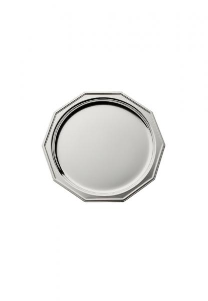 Robbe & Berking Gläserteller Alt-Spaten 925 Sterling-Silber