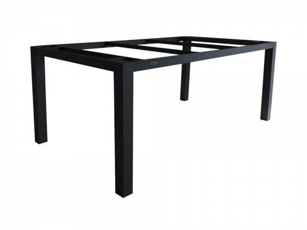 Zebra Tischgestell für Tischplatten 180x100 oder 210x100 cm