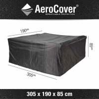 Aerocover Schutzhülle für Sitzgruppen