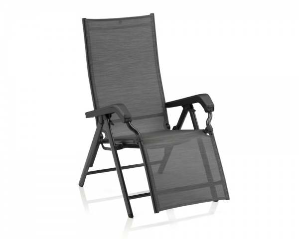 kettler lucca ii relaxliege relaxessel aluminium anthrazit online kaufen beckhuis. Black Bedroom Furniture Sets. Home Design Ideas